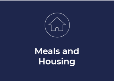 Meal and Housing Information